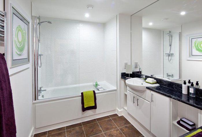 Квартиры в Лондоне  от £ 190000 до £ 270000