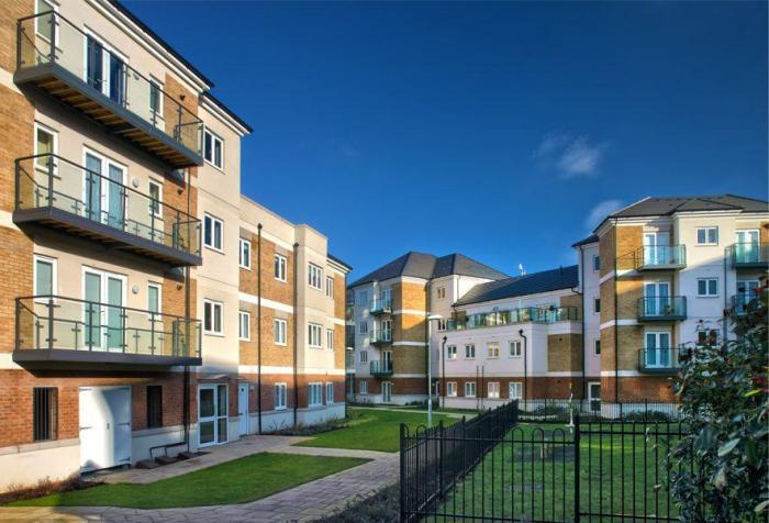 Квартиры в Лондоне  £ 175000