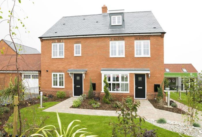 Дом в Англии.  90 кв. м.  £ 250000.