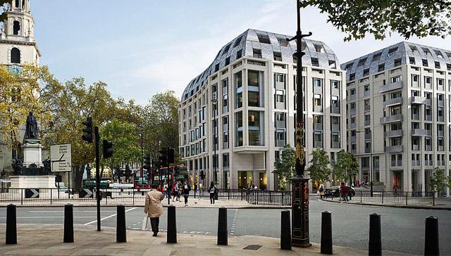 Люкс апартаменты и пентхаусы в центре Лондона