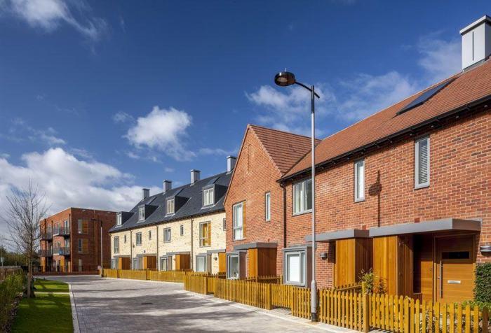 Дома и квартиры в Кэмбридже