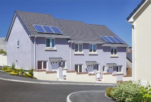 Дом в Плимуте 3 этажа 4 спальни £185000