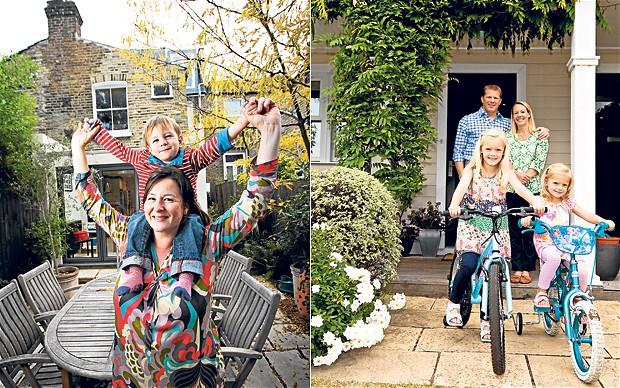 Где самые лучшие места в Англии для семейной жизни?