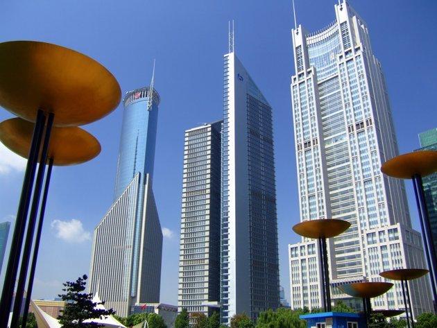 Цены на элитное жилье в Шанхае растут