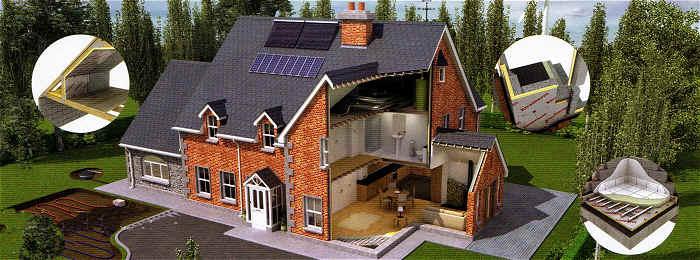 Как повысить энергоэффективность дома