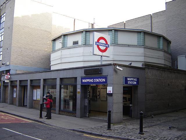 Перспектива рынка аренды элитной недвижимости Лондона только у районов Canary Wharf  и Wapping