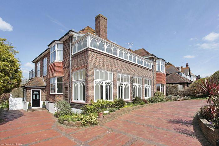 Элитная недвижимость в Англии на море. Брайтон