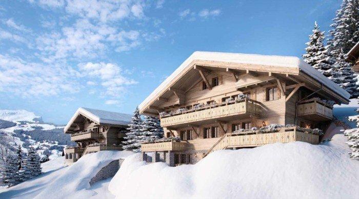 Недвижимость на горнолыжных курортах пользуется беспрецедентным спросом