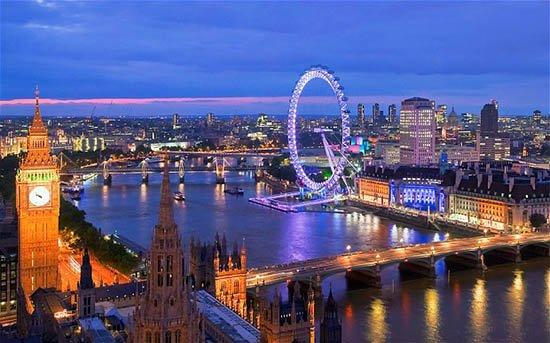 Как растет недвижимость в Лондоне  класса «люкс»
