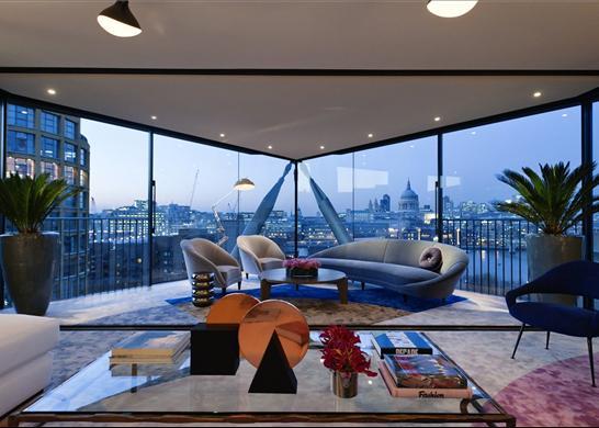 Количество сделок на рынке недвижимости Лондона увеличилось в 1,5 раза