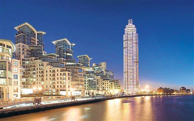 Прогноз рынка  аренды недвижимости Великобритании на 2014 год