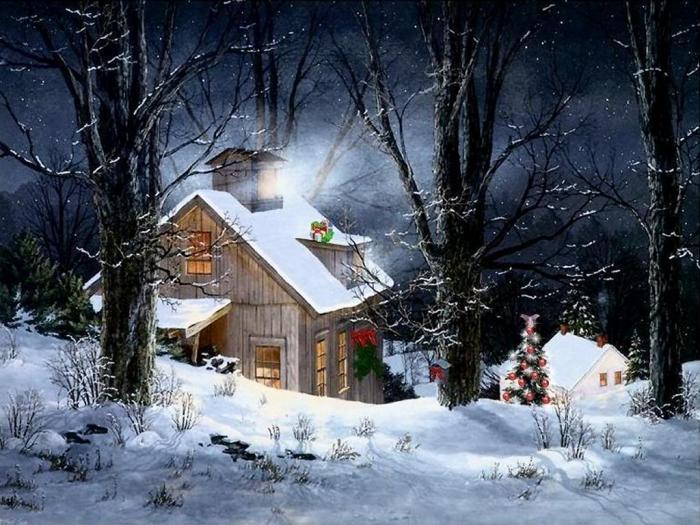 Продать дом зимой — советы продавцу
