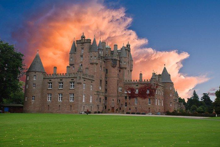 Рынок недвижимости Шотландии на подъеме