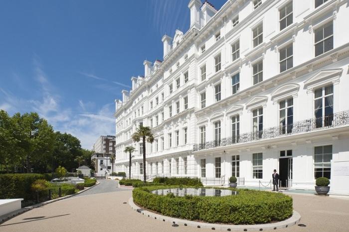 Элитная недвижимость Лондона признана лучшим активом 2014 года
