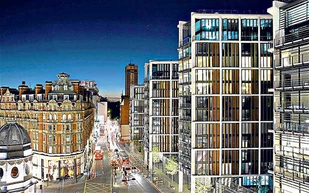 Недвижимость Лондона — самый эффективный актив в мире