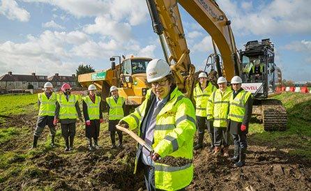 Новый район Lymington Fields  обеспечит Лондонцев доступным жильем