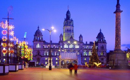 Какие города в Великобритании наиболее доступны?