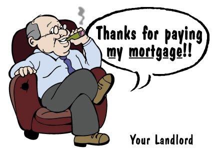 У домовладельцев в Великобритании одни обязанности,  все права — у арендаторов