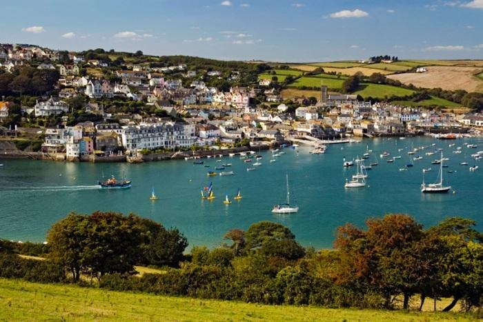 Недвижимость побережья Англии — отличное вложение средств