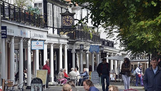 Курортные города Великобритании — наилучший способ вложения средств