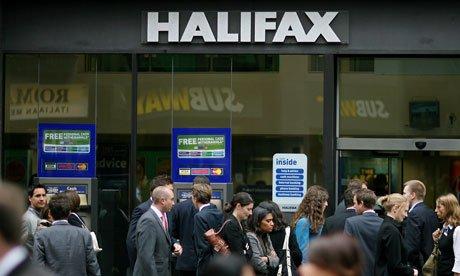 Последний отчет банка Галифакс по рынку недвижимости Великобритании