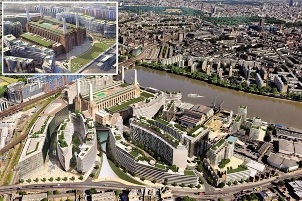 Для строительства жилья в Лондоне выделяются дополнительные государственные земли