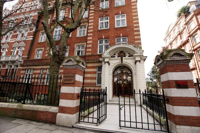 Квартира в Лондоне класса «Люкс» престижный индекс W9  £1300000