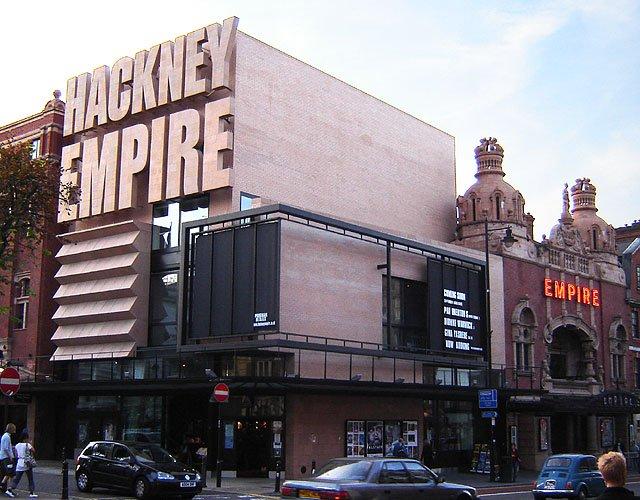 Район Лондона Хакни — один из самых популярных сегодня