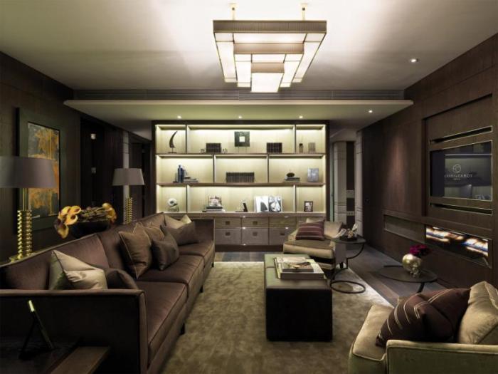 Роскошные апартаменты — Гайд Парк  — £65 млн.