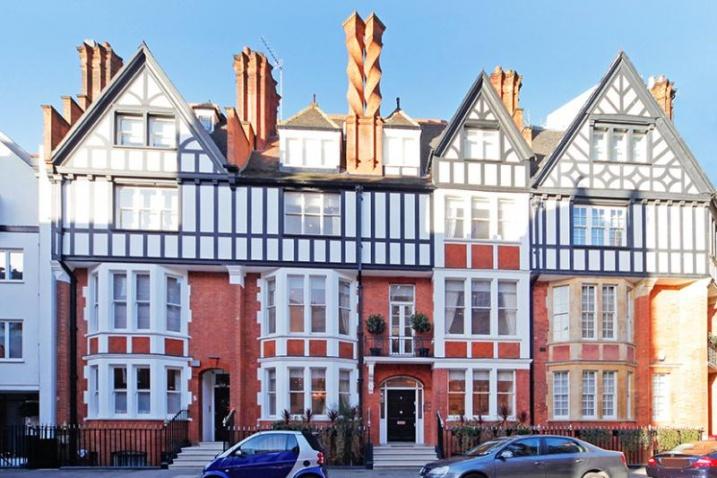 KNIGHTSBRIDGE SW1X — £19,5 млн.