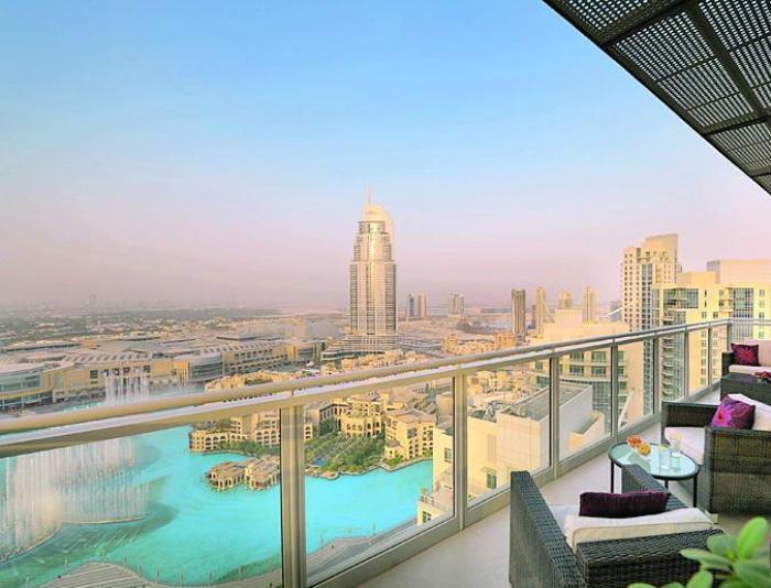 Элитные апартаменты в центре Дубая