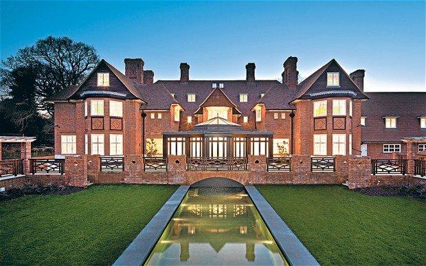 Количество жилья в Великобритании дороже £1 млн. удвоилось