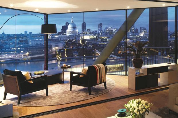 Рынок недвижимости Великобритании  вырос на 7,6% за год