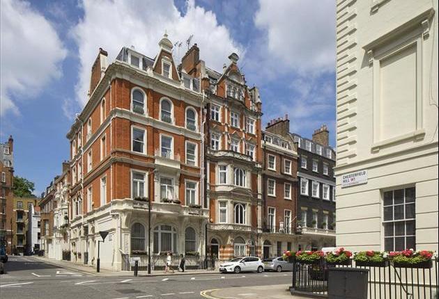 Район Лондона Mayfair — самый быстро дорожающий элитный район Лондона