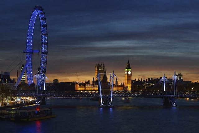Владельцы недвижимости в Лондоне заработали на аренде £44,8 млрд.
