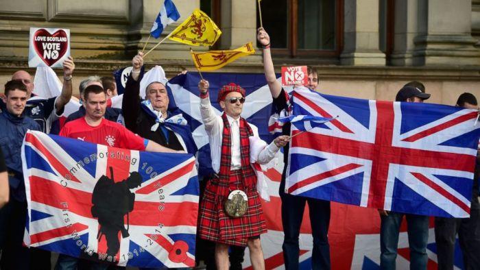 Перспективы рынка недвижимости Шотландии  после референдума о независимости