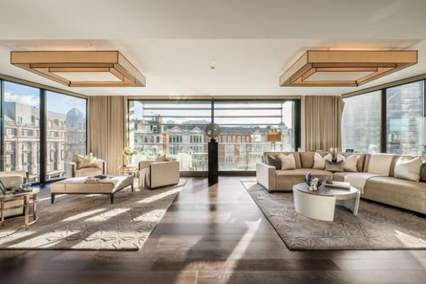 В Лондоне ощущается нехватка квартир на три спальни в аренду