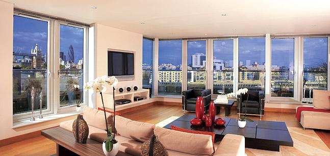 После победы консерваторов рынок элитной недвижимости Лондона испытал маниакальный спрос со стороны покупателей
