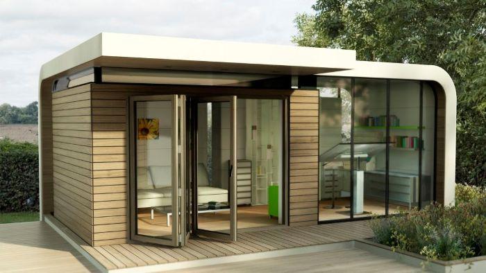 Новый тренд сезона — мини-особняки площадью 10 — 25 кв. м.