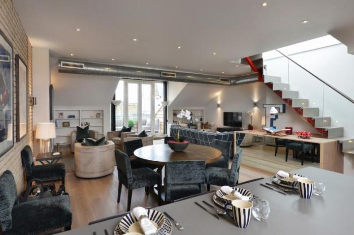 Цены на элитную недвижимость Лондона продолжают падать