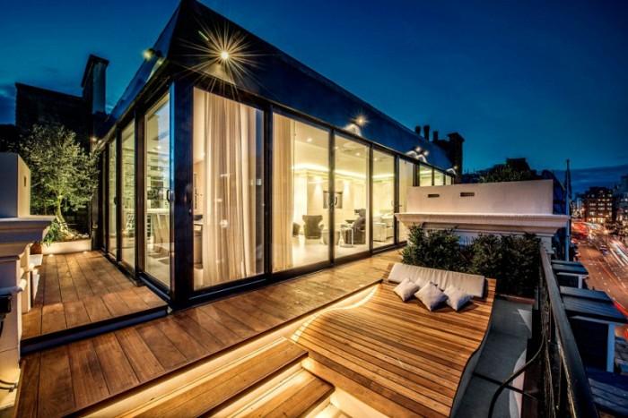 В Лондоне бум на аренду ультра-дорогого жилья