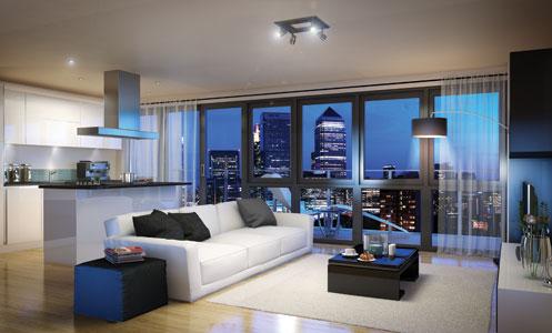 Средняя цена недвижимости в Лондоне примерно 14 годовых зарплат лондонца