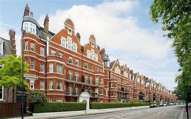 Рынок жилой недвижимости Великобритании находится на своем пике начиная с 2007 года