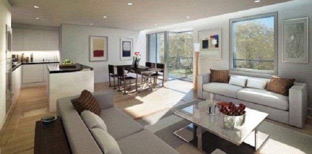 Элитная недвижимость Лондона  вырастет в цене еще на 22,7%