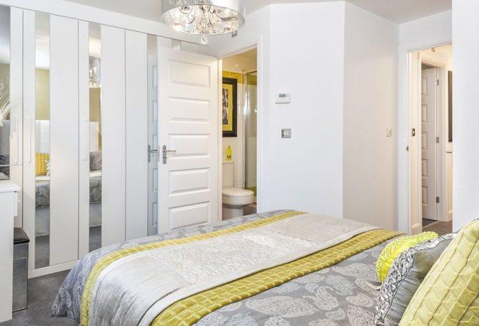 Квартира в г. Суиндон на одну спальню —  £116000