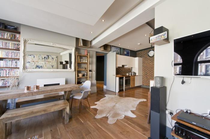 Квартира на две спальни на Harrow Road, London W9– £755000