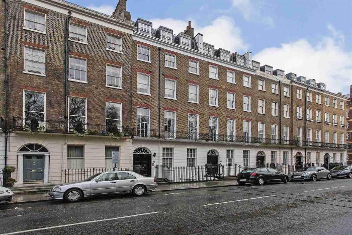 Квартира с одной спальней в районе Marylebone  —  £ 810000