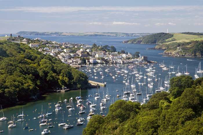Самые популярные места для отдыха в Англии