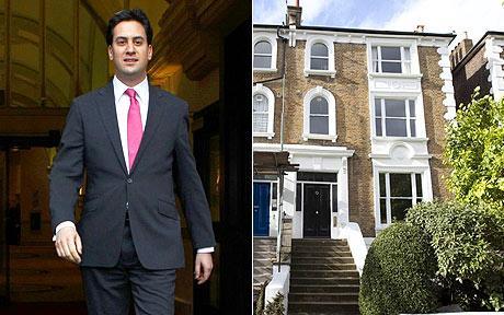 У лидера лейбористов самый дорогой дом среди лидеров партий Великобритании