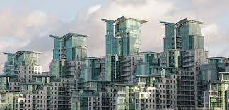 После провала в апреле, рынок недвижимости Лондона набирает силу